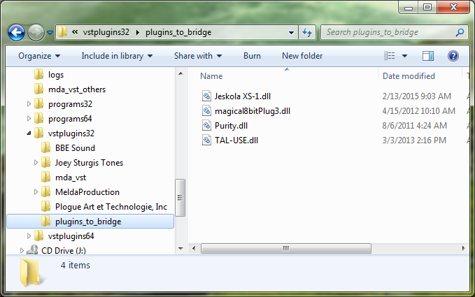 jbridge for windows