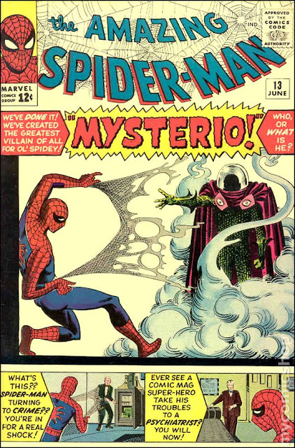 Click to find out where to buy a high grade CGC 9.4 Amazing Spider-Man for sale. Very First Appearance of Mysterio!