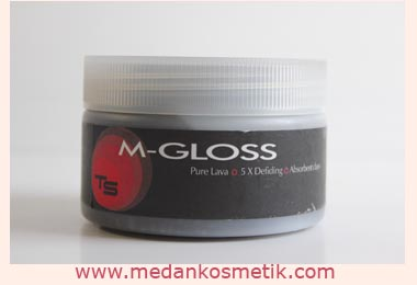 Tillis M Gloss Masker Lumpur Rambut
