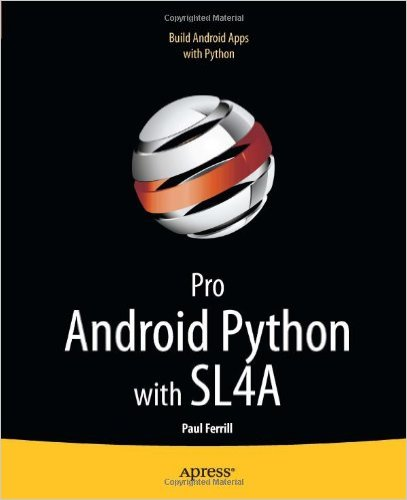 Build android apps with python