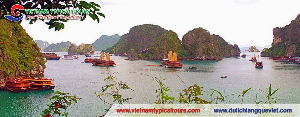 Attraction places in Vietnam