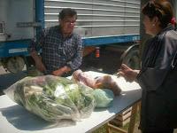 Acompañando Frutas y Verduras para Todos en Olavarría