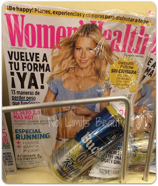 Regalos revistas Octubre 2015: Women's Health