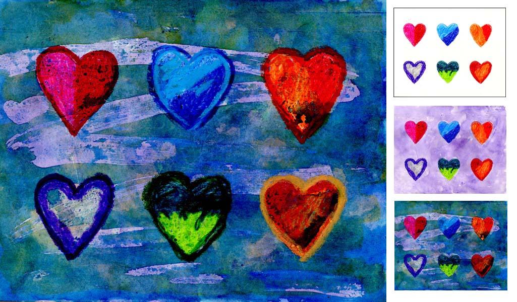 Studio Hewitt Jim Dine Hearts