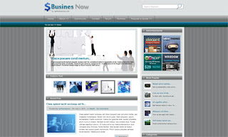 Business Now WordPress Theme
