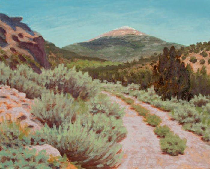 'Pole Canyon' - Great Basin NP