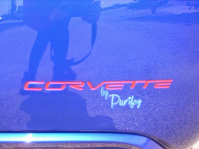 2009 Chevrolet Corvette Z06 Callaway at Purifoy Chevrolet