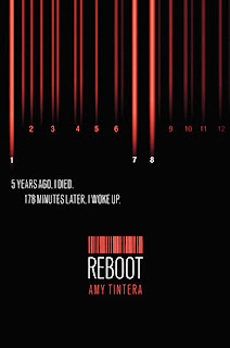 book cover of Reboot by Amy Tintera
