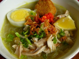 Resep Masakan Soto Banjar