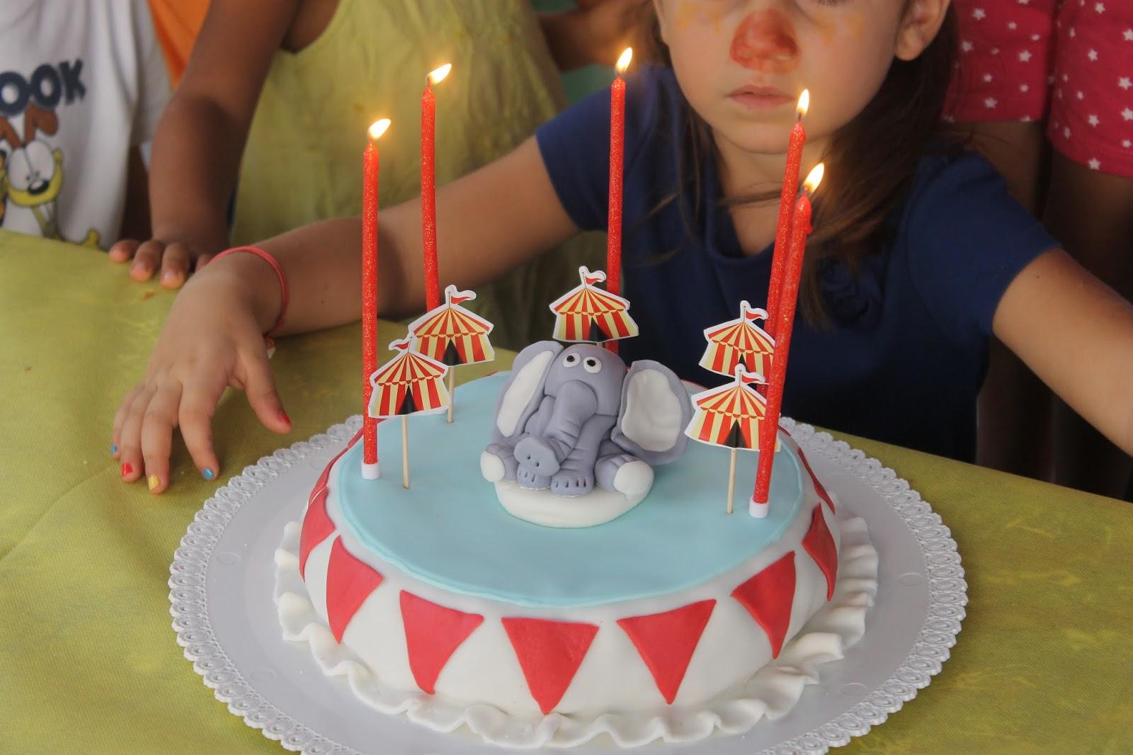 elefant cake