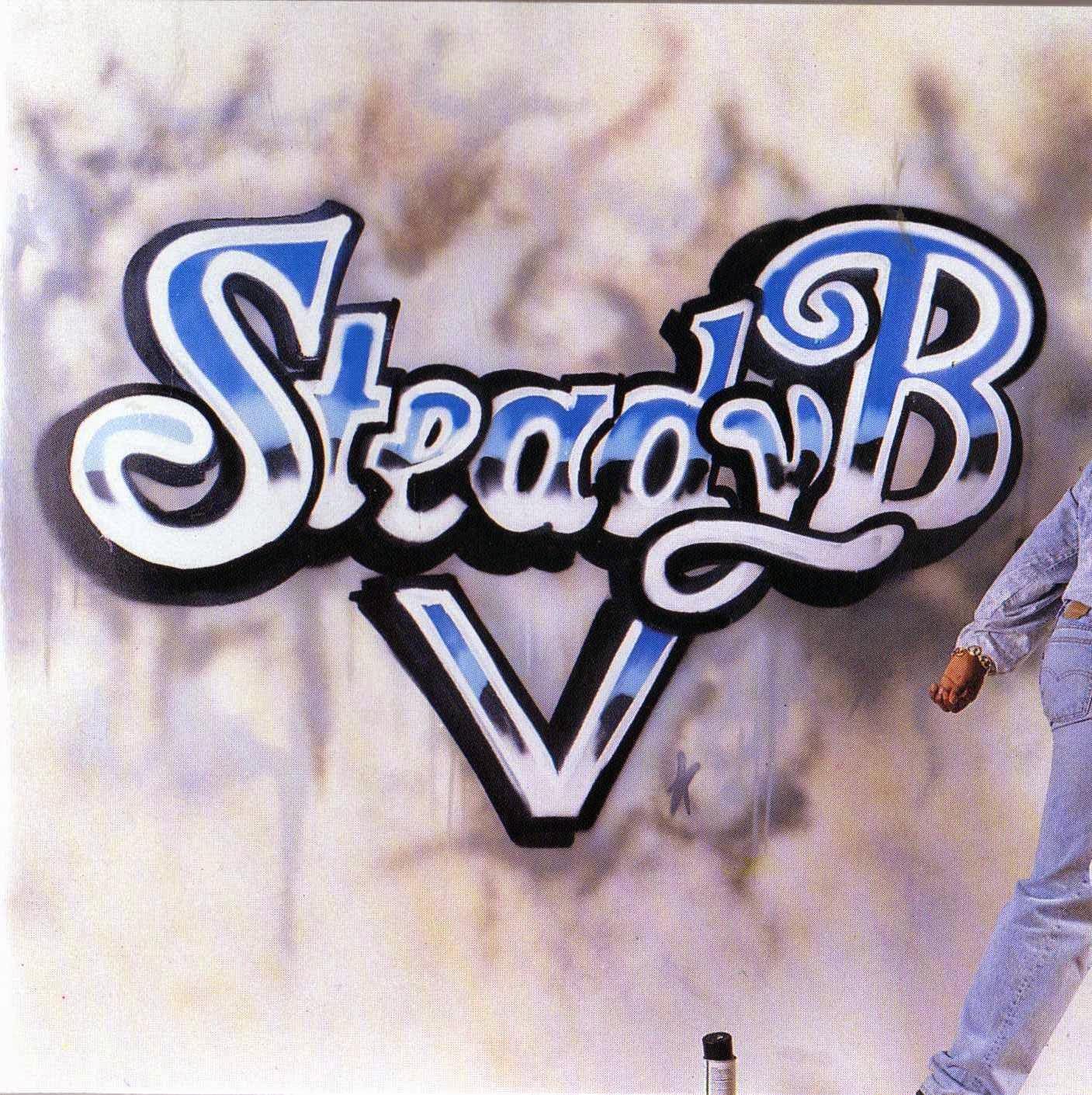 Steady B – Steady B V (1991) (CD) (FLAC + 320 kbps)