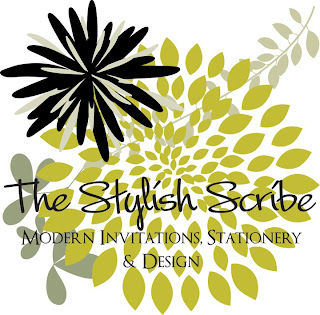 the stylish scribe logo