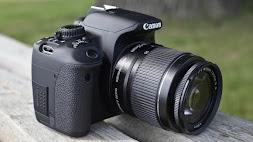 My DSLR camera
