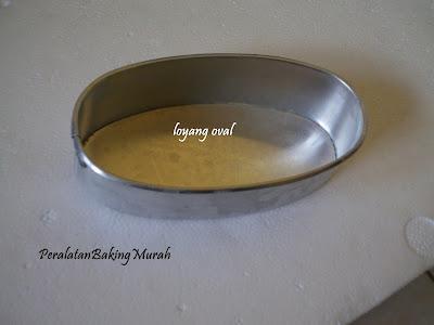 loyang oval aluminium