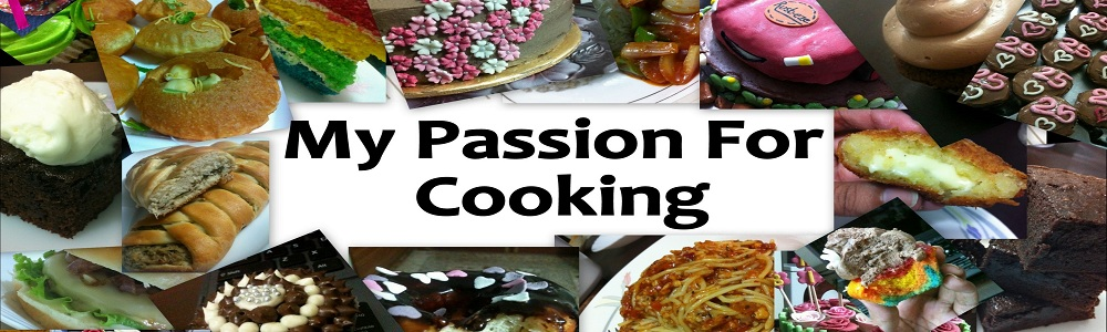 My Passion For Cooking