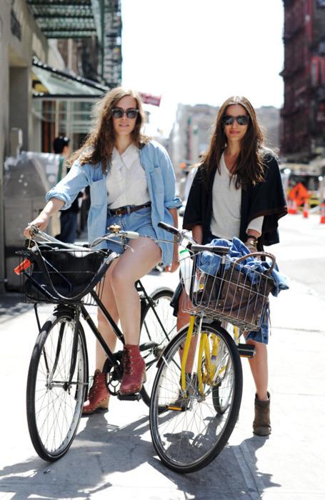 Ai se fosse possivel andar diariamente de bike na cidade de São Paulo ...