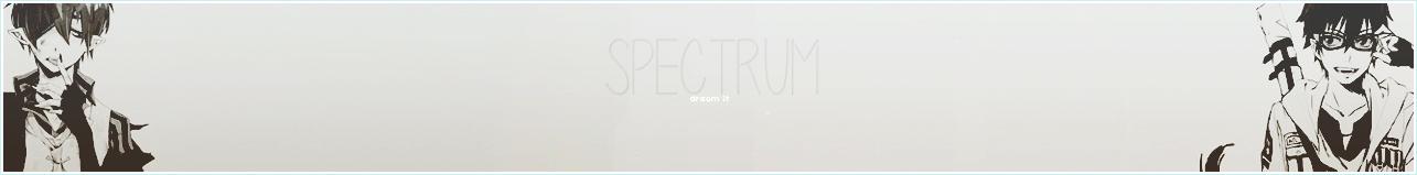 - Spectrum