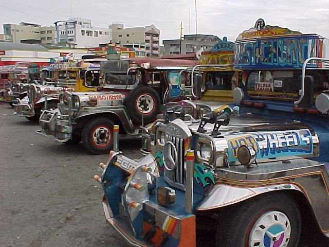Sigmund Frued The Philippines Jeepneys Undisputed King Of The Road