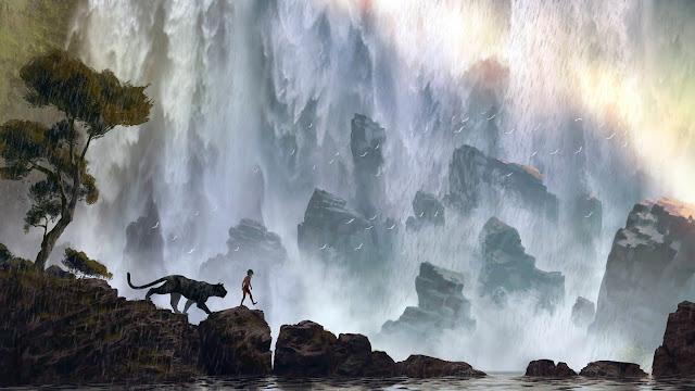 Película de El Libro de la Selva 2015