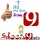 AP D.Ed 1st Year & 2nd Year Time Table 2014