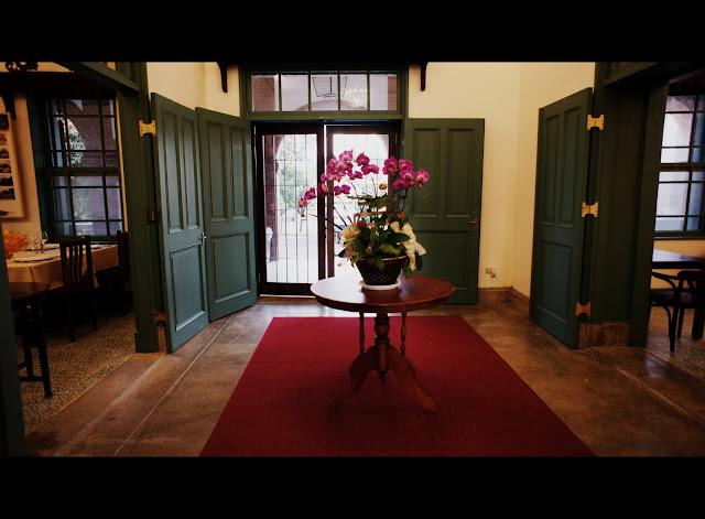 台南知事官邸西菜館