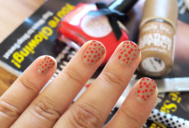 Guest Post Simple And Quick Nail Art By Sandra Shona Louise