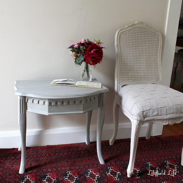 French side Table  by Lilyfield Life