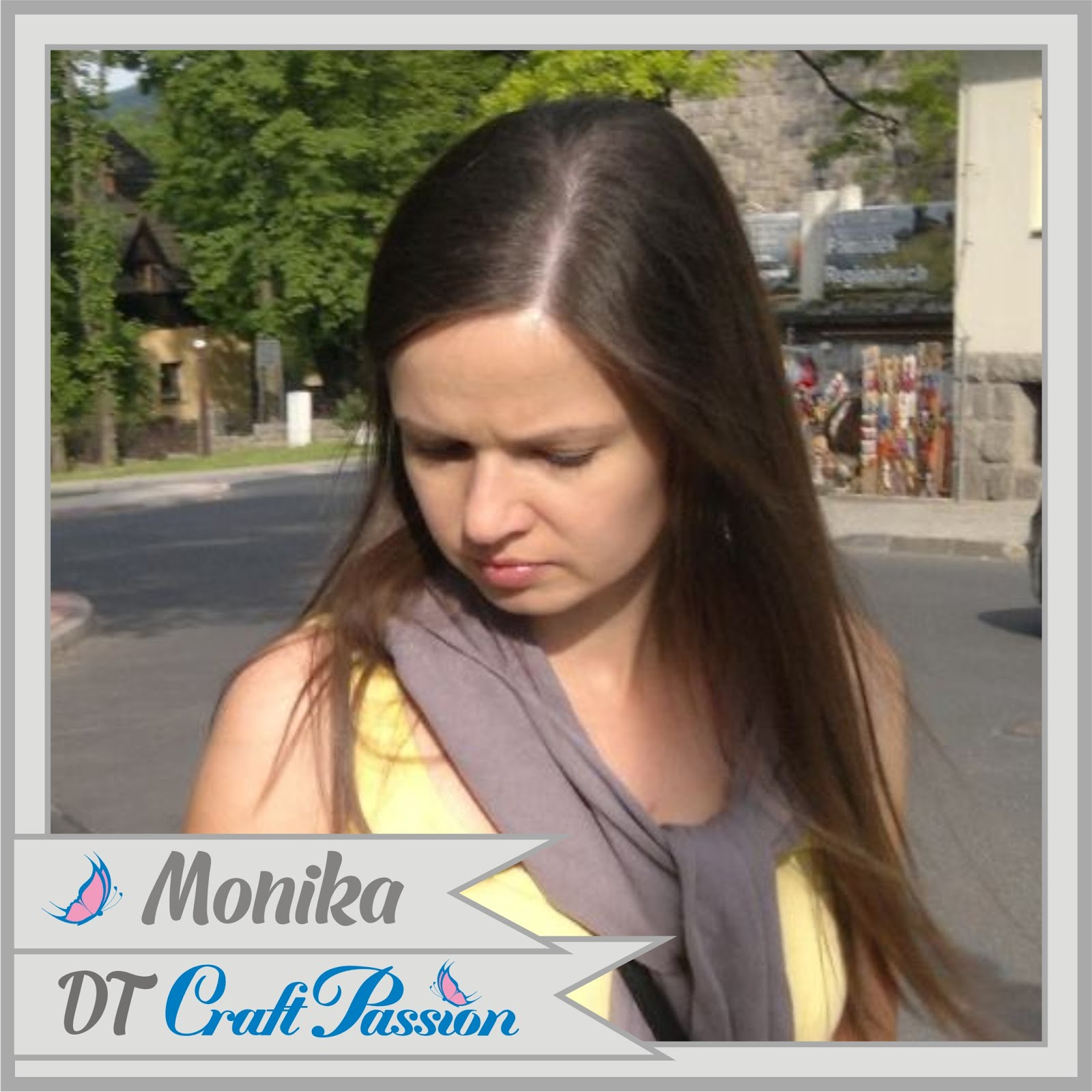 Monika - założycielka Craft Passion