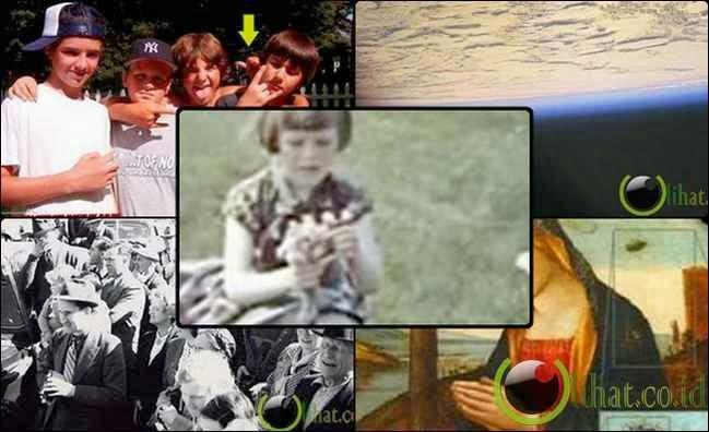 9 Foto Misterius yang tidak Terpecahkan Sepanjang Sejarah