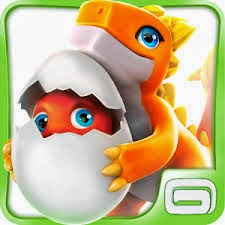 Game Android Terbaik Dragon Mania, Game Android Terbaik, Dragon Mania