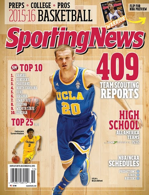 Sporting News 2015-16 preview (click on Bryce to peruse)