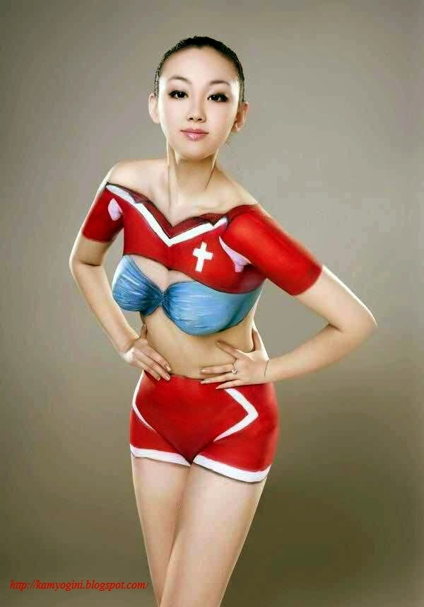 Asian Sexy Body 81