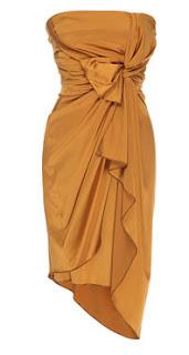 modern strapless dresses