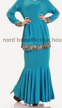 (LESS 20% UNTIL AIDILFITRI) NBH0096 PEPLUM DRESS (NURSING FRIENDLY)