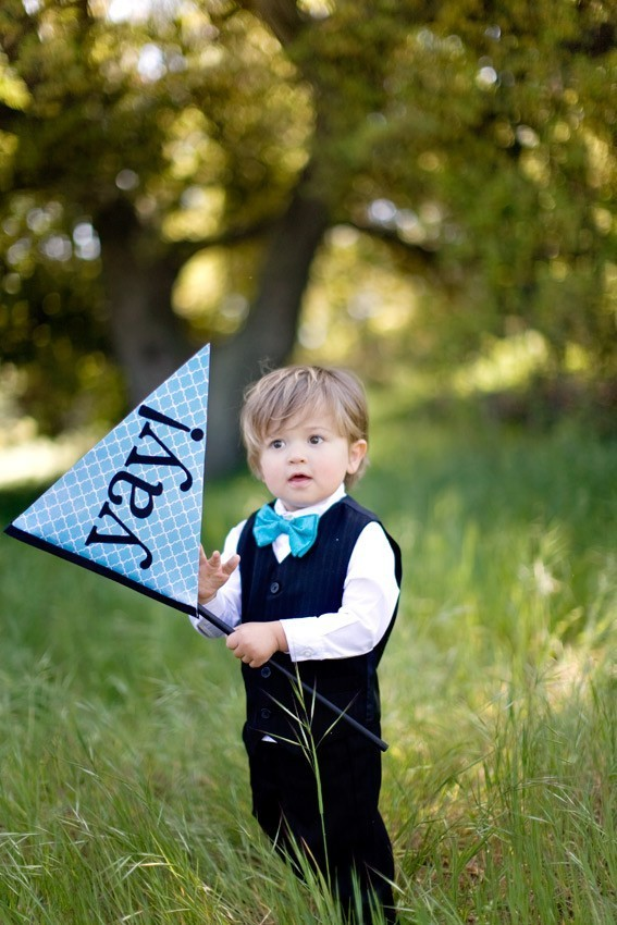 Simply Events, LLC: Non-Traditional Ring Bearers/Flower Girls