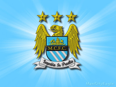 Manchester City Eagle