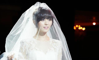 wonder girls sunye wedding ceremony pictures 17