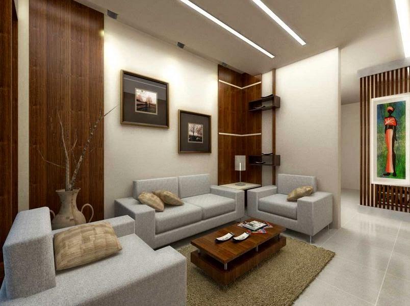 Desain Ruang Tamu Ukuran X