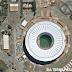 Os estádios da Copa do Mundo vistos do espaço