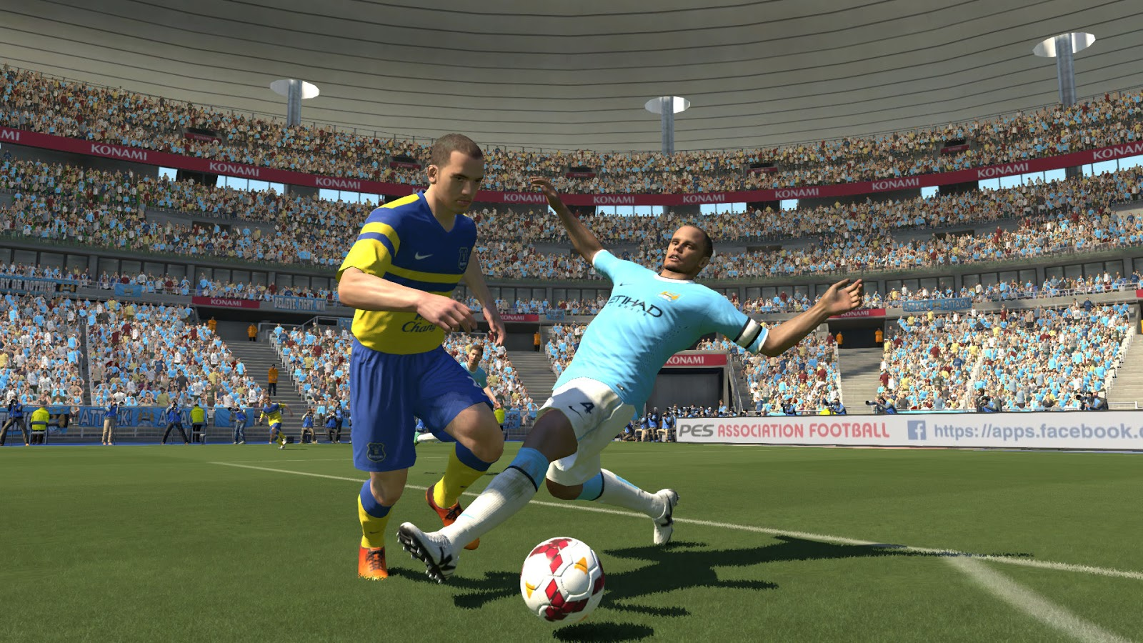 Pro Evolution Soccer 2014 Patch 1.0 PESEDIT