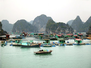 Try the most unique things  in Halong Bay 4