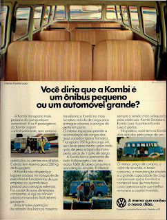 propaganda perua Kombi - 1977; Volkswagen; Volks. vw; reclame de carros anos 70. brazilian advertising cars in the 70. os anos 70. história da década de 70; Brazil in the 70s; propaganda carros anos 70; Oswaldo Hernandez;