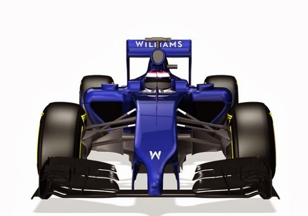 Williams FW36-fronte