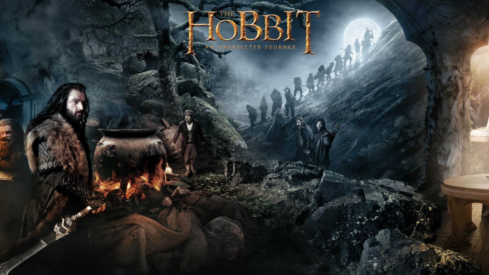 the hobbit movie wallpapers - photo #23