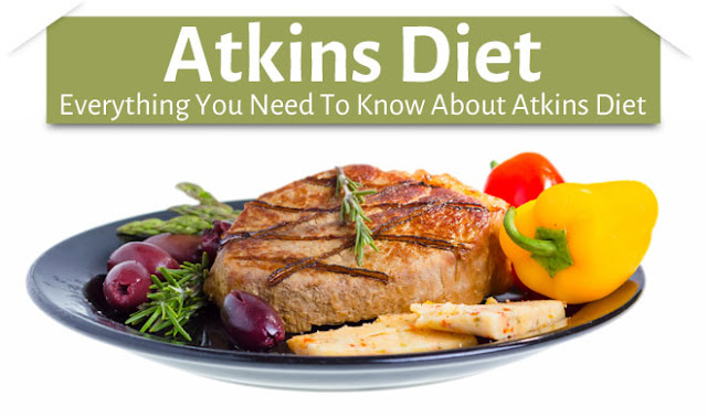 All you want to know about the Atkins diet
