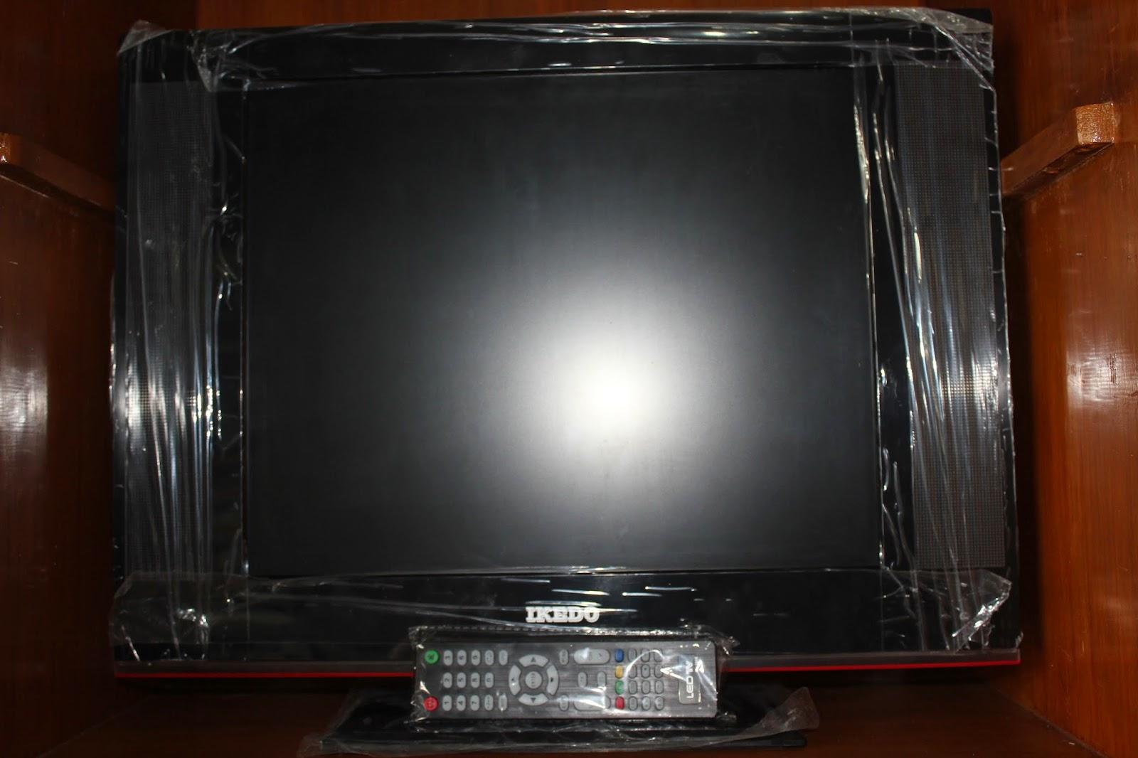 Ikedo Led Tv 15 Inch Daftar Harga Termurah Dan Terlengkap 32 M1a Dolby Surround Sytema Hitam Gratis Powerstrip Huntkey Sga301 Source Lcdtv 20in