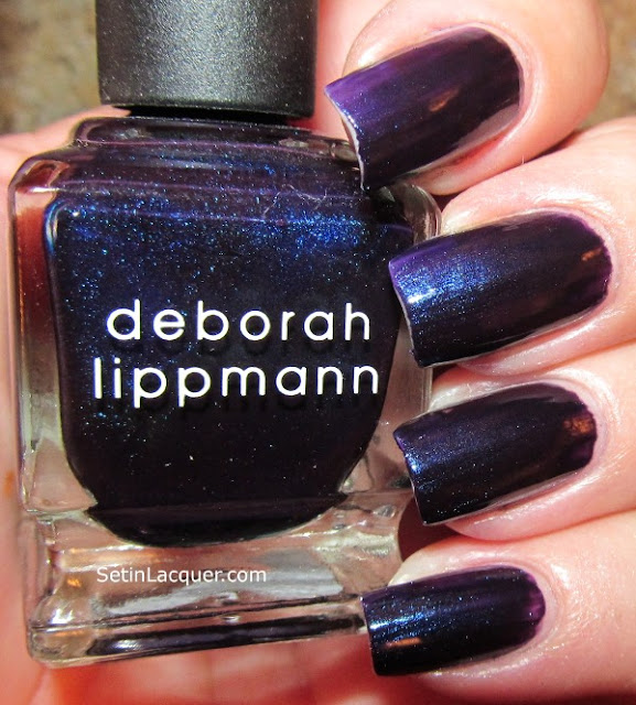 Deborah Lippmann Dancing in the Sheets with flash
