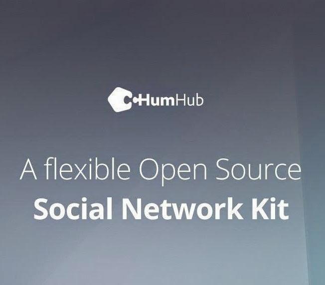 HumHub oferece kit de código aberto para você criar sua própria rede social