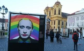 Artă de stânga globalistă, făcută cu bani publici, la Timișoara