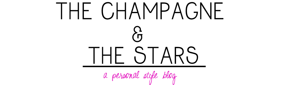 The Champagne &amp; The Stars